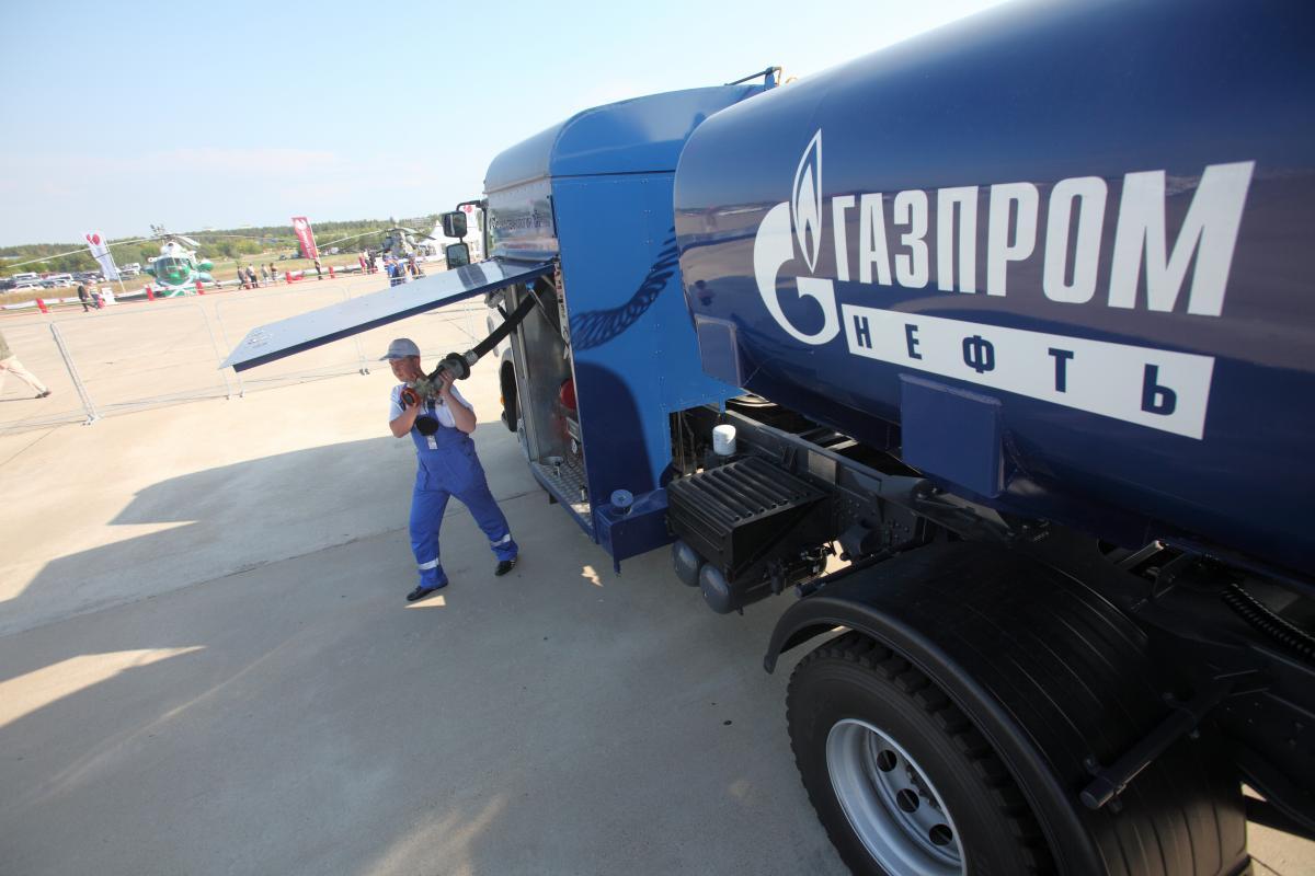 Купить дизельное топливо Газпромнефть оптом